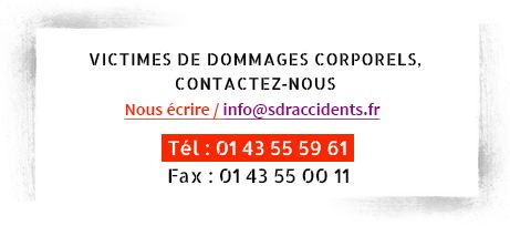 indemnisation handicap accident